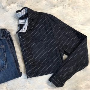Paper Denim & Cloth Men's casual button up shirt